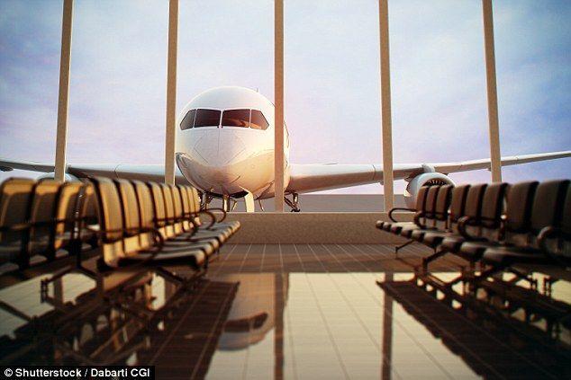 Los vuelos tardan más en llegar a sus destinos hoy en día que hace 40 años. Foto de