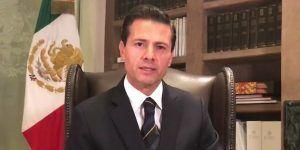 'Soberanía guiará relación con nuevo gobierno de EE.UU.': EPN