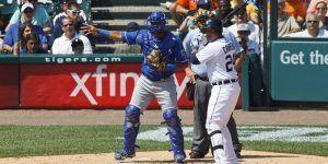 MLB: AUG 18 Royals at Tigers