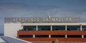 aeropuerto madeira