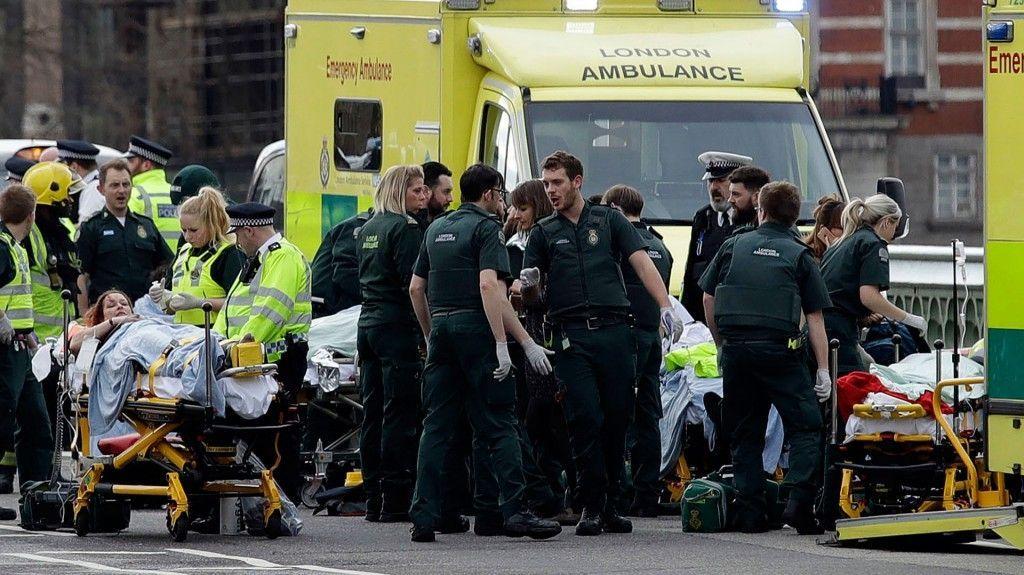 Reino Unido y Francia, codo con codo tras el atentado de Londres
