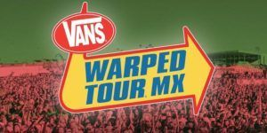warped tour mx