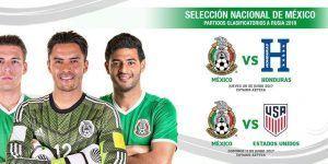 Anuncian venta de boletos del México vs. Estados Unidos