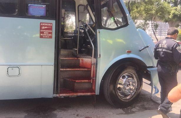Justiciero mata a balazos a dos ladrones de transporte público