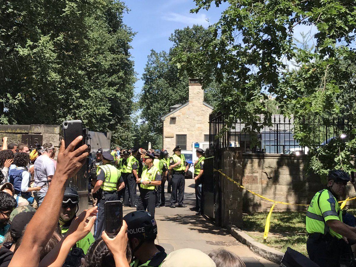 EN VIVO: Manifestantes se toman las calles de Boston contra el racismo