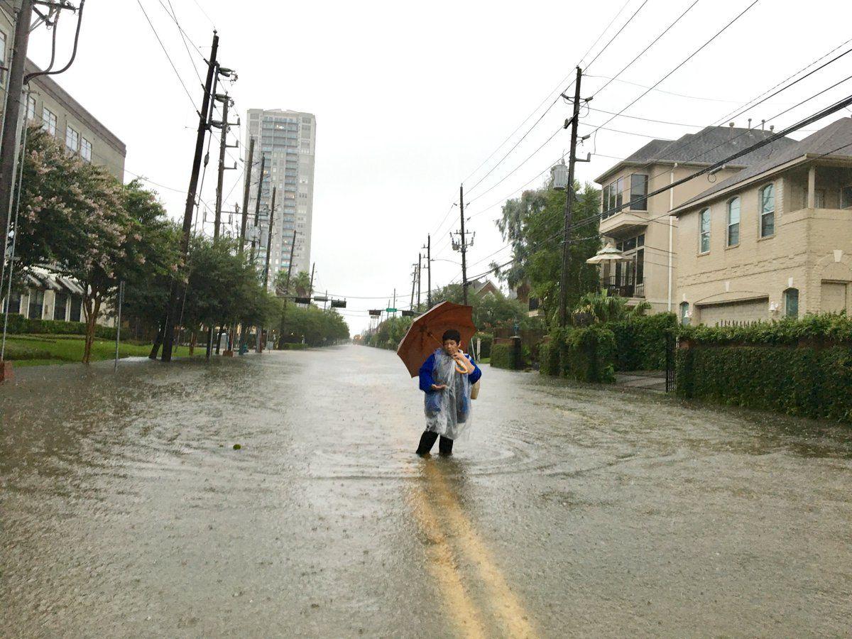 Harvey azota a Texas por quinto día consecutivo