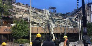 Sin cambios cifra de cuerpos recuperados en Álvaro Obregón 286