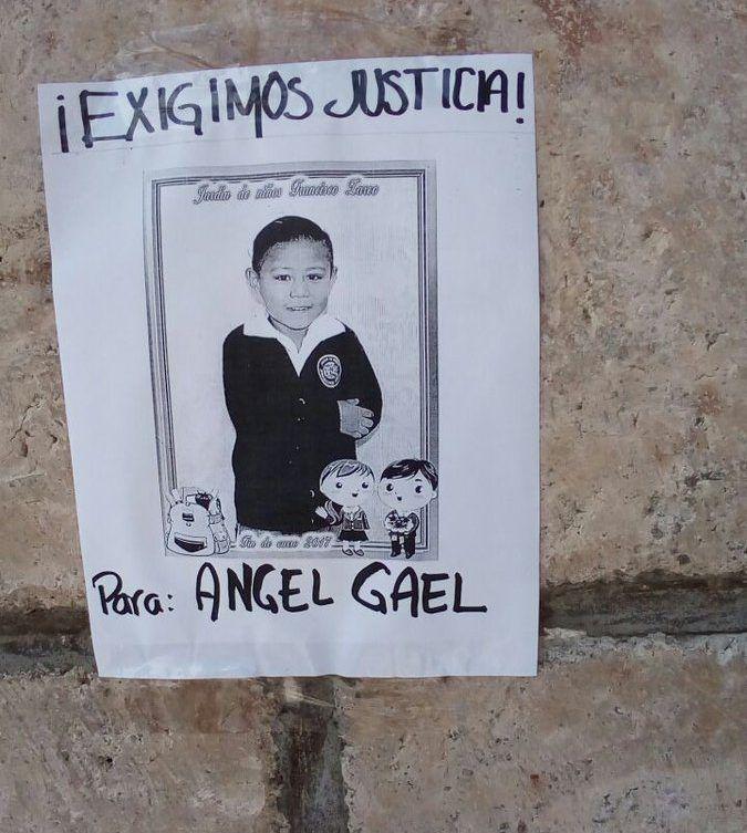 Exigen justicia por la muerte de un menor en guardería Fco. Zarco