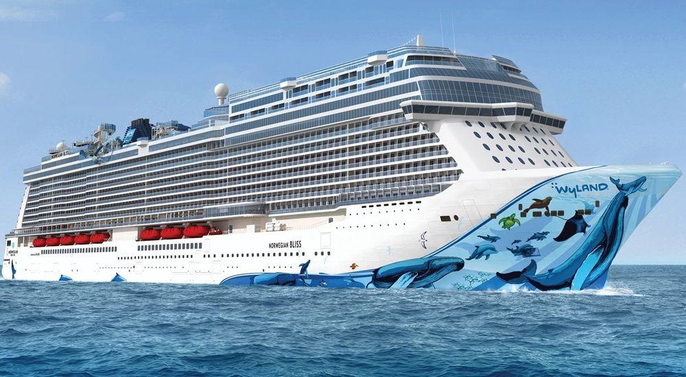 Norwegian Cruise El Lujoso Crucero Con Pista De Go Kart
