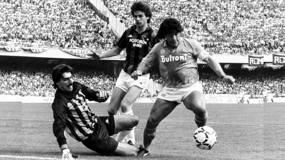 Diez momentos clave en la vida de Maradona - Maradona