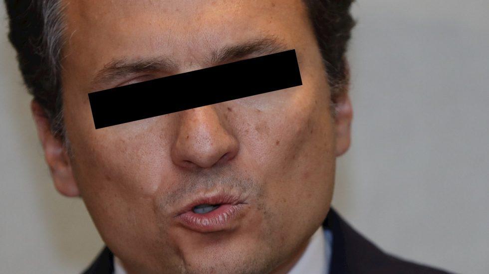 Inai ordena a FGR revelar parte médico de Emilio Lozoya - Emilio Lozoya Pemex 2